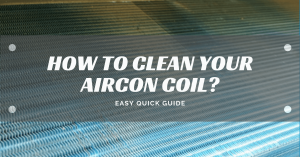 How To Clean your Aircon Coil Easy Quick Guide